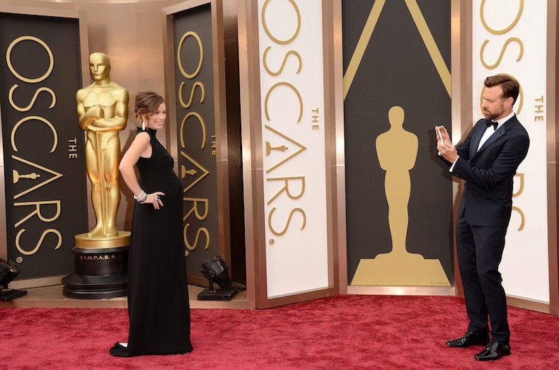 Oscars 2014: Red Carpet Beauties