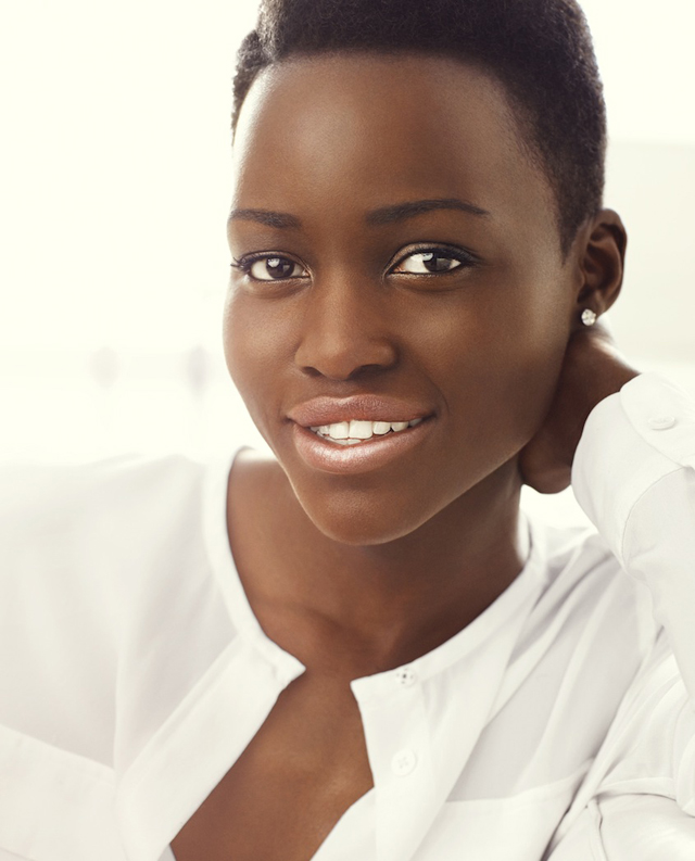 Lupita Nyong'o is the new face of Lancôme