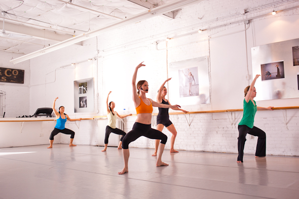 The Extension Method: ballet meets fitness