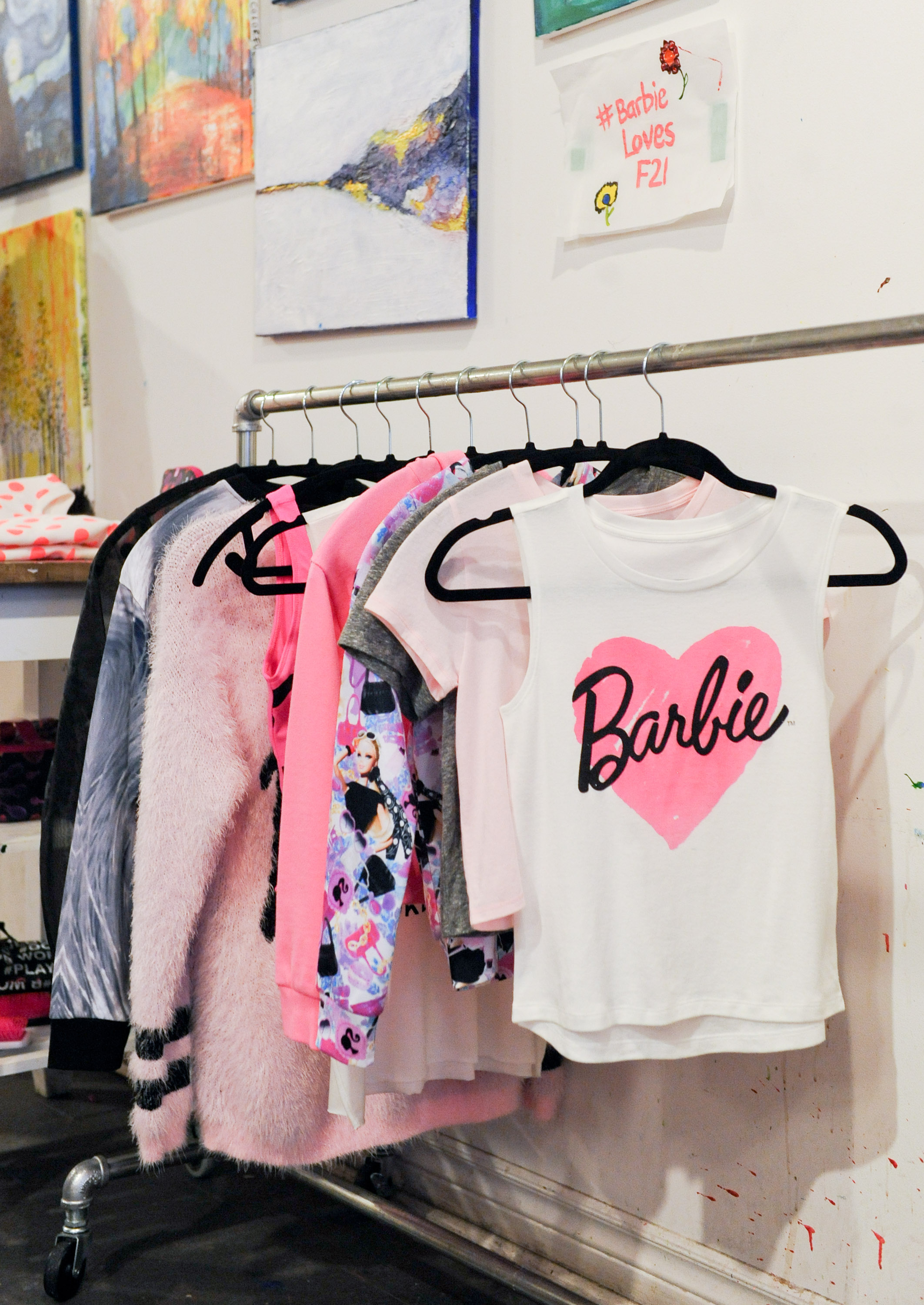 Paintlounge x Forever 21 Pre-Fall
