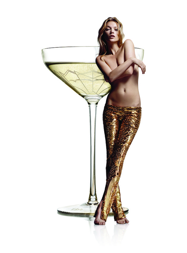 Cheers To The Kate Moss Coupe
