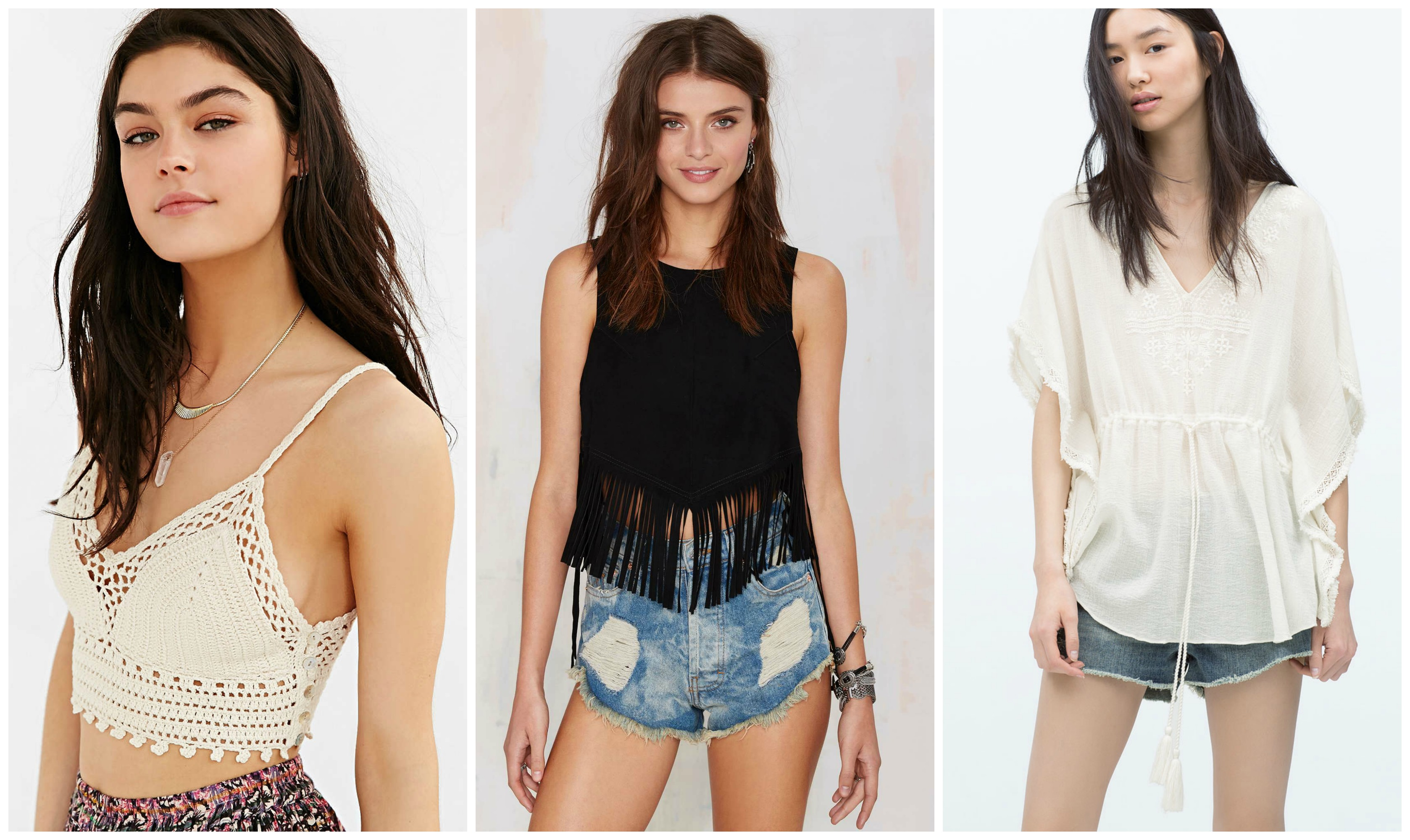 Coachella Tops