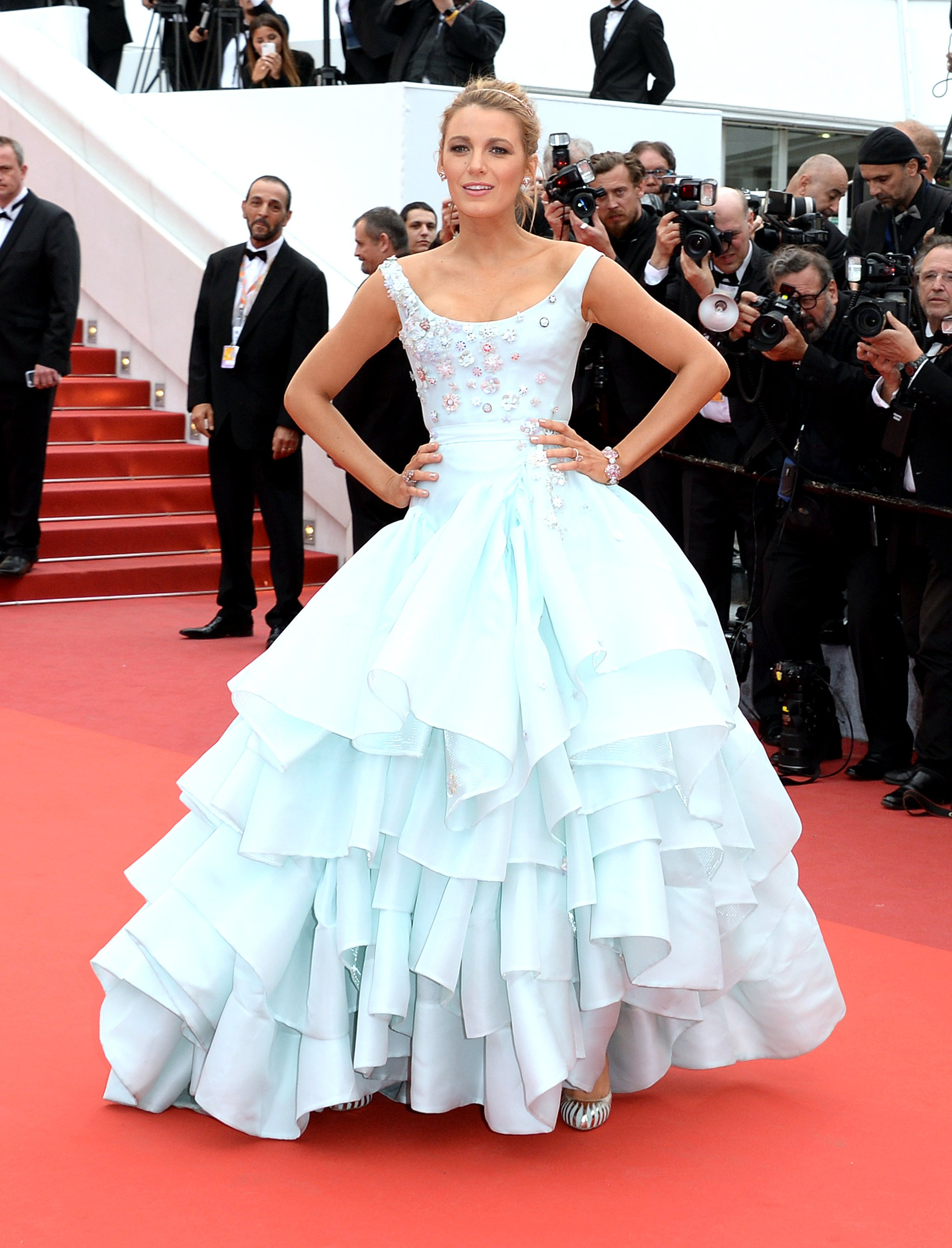 Blake Lively in Vivienne Westwood Couture