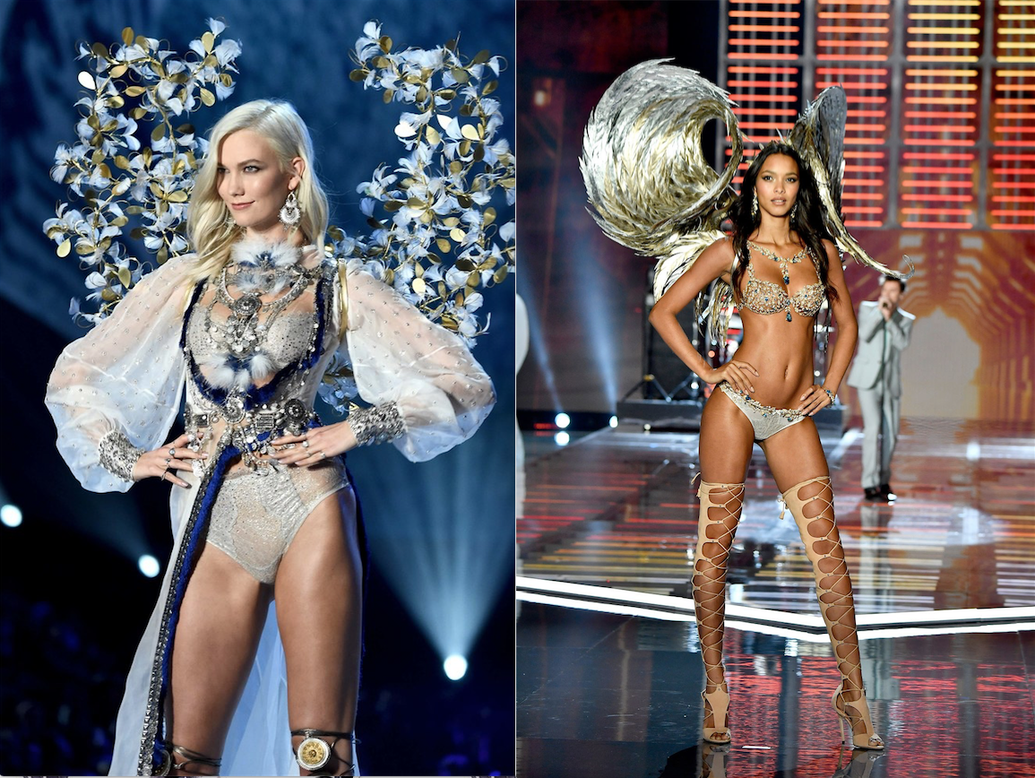 10 Best Looks From The 2017 Victoria's Secret Fashion Show