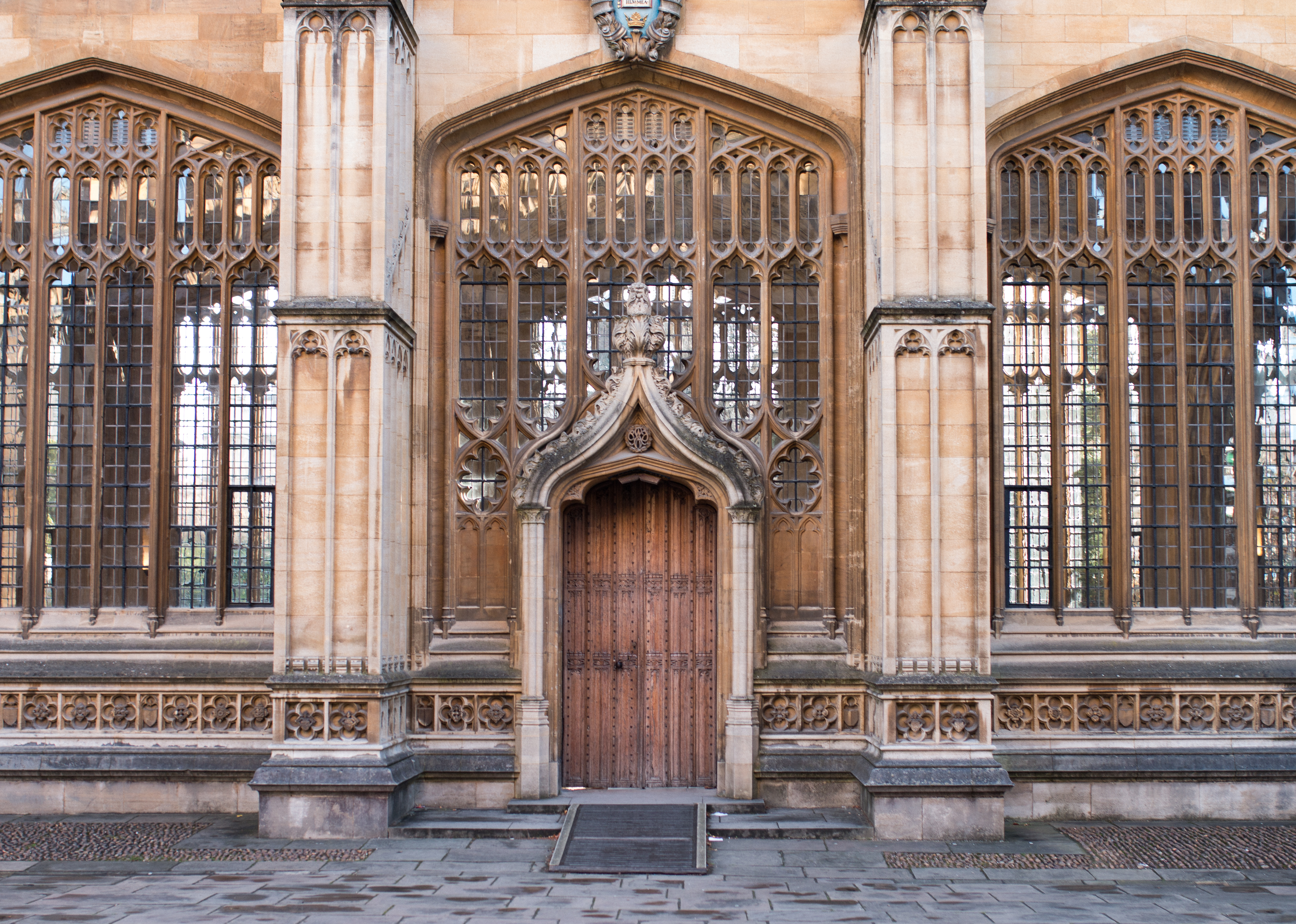 the Bodleian Library