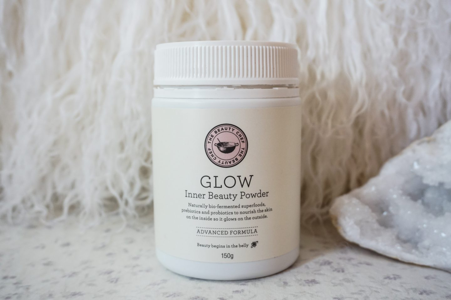 Review: The Beauty Chef Glow Powder