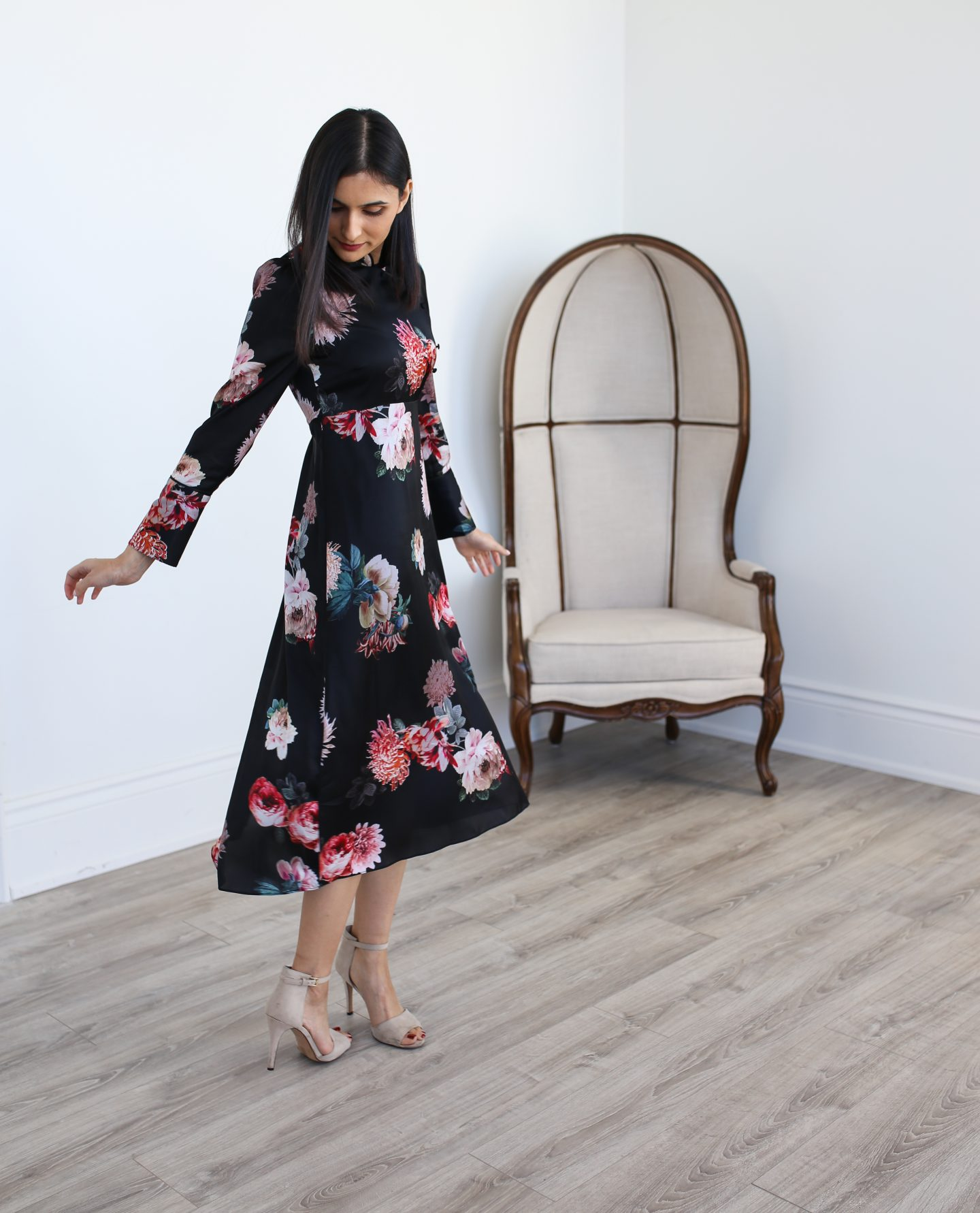 Transitioning Winter Florals Into Spring