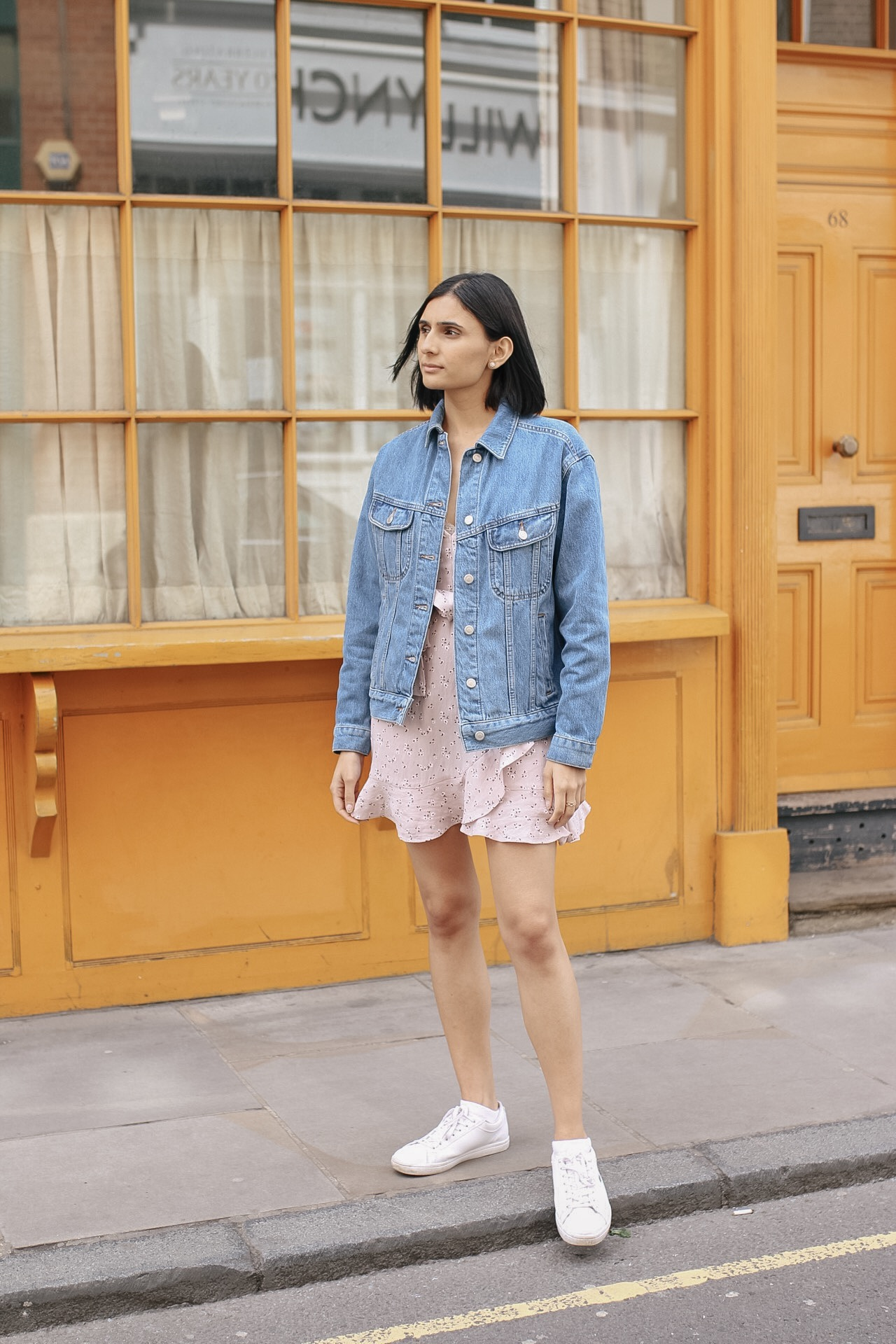 Topshop Denim Jacket
