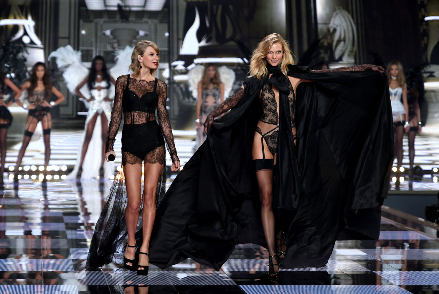 The 2014 Victoria's Secret Fashion Was Everything