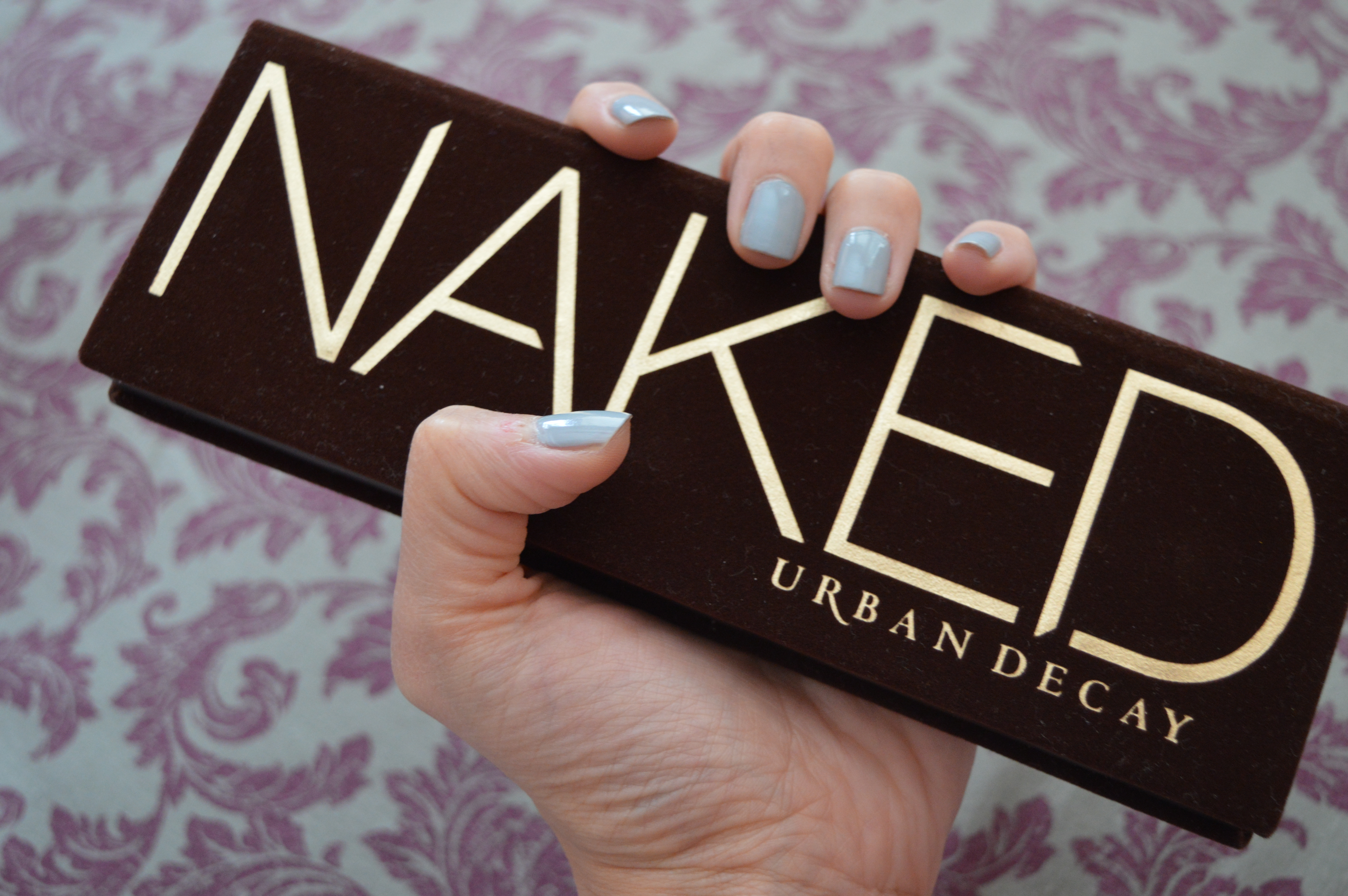 Review: Naked by Urban Decay