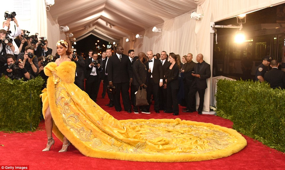 The Most Memorable Looks From The Met Ball