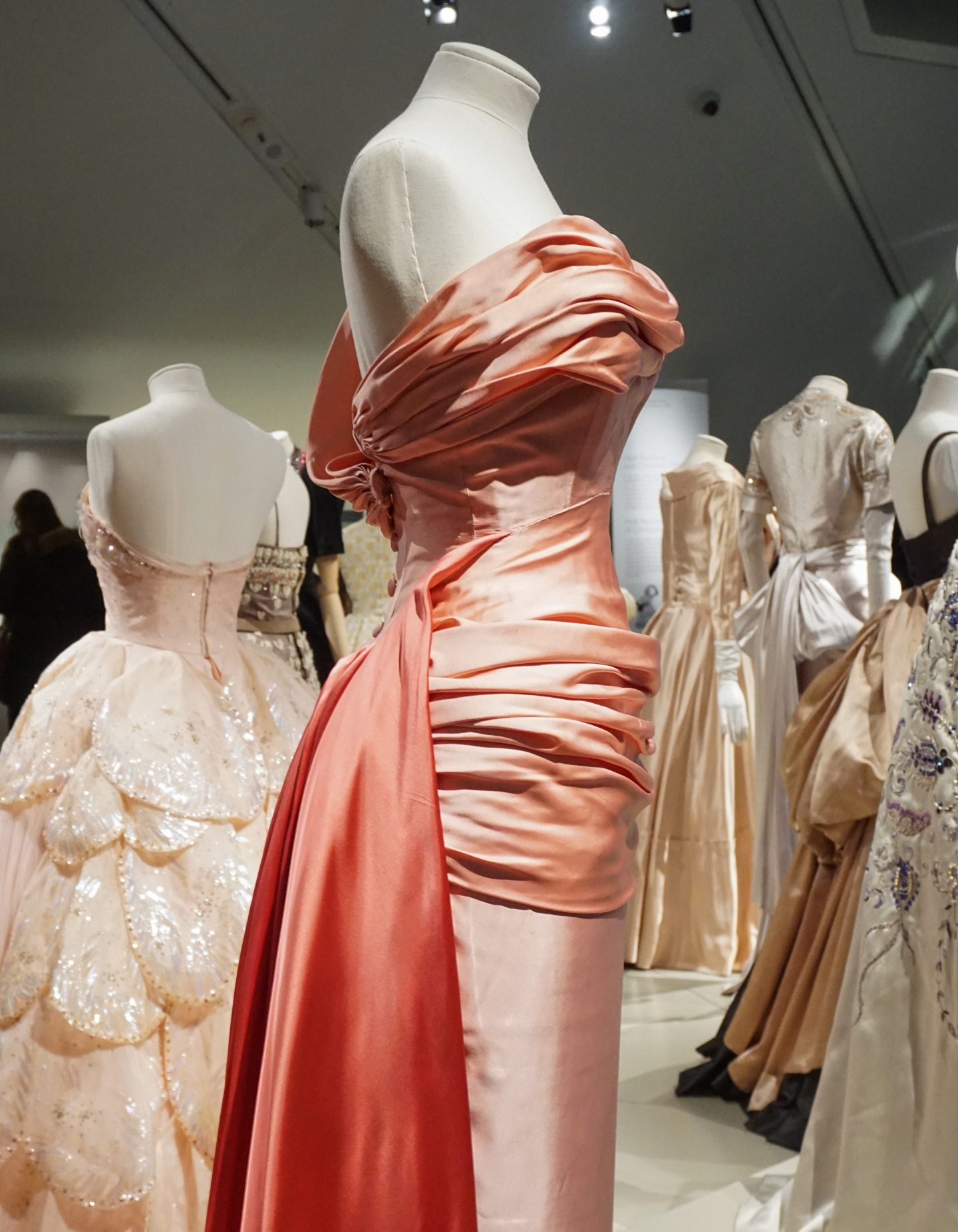 Christian Dior Exhibit At The ROM