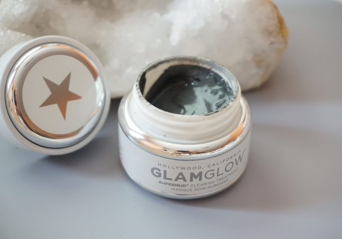Review: GLAMGLOW Supermud Clearing Treatment