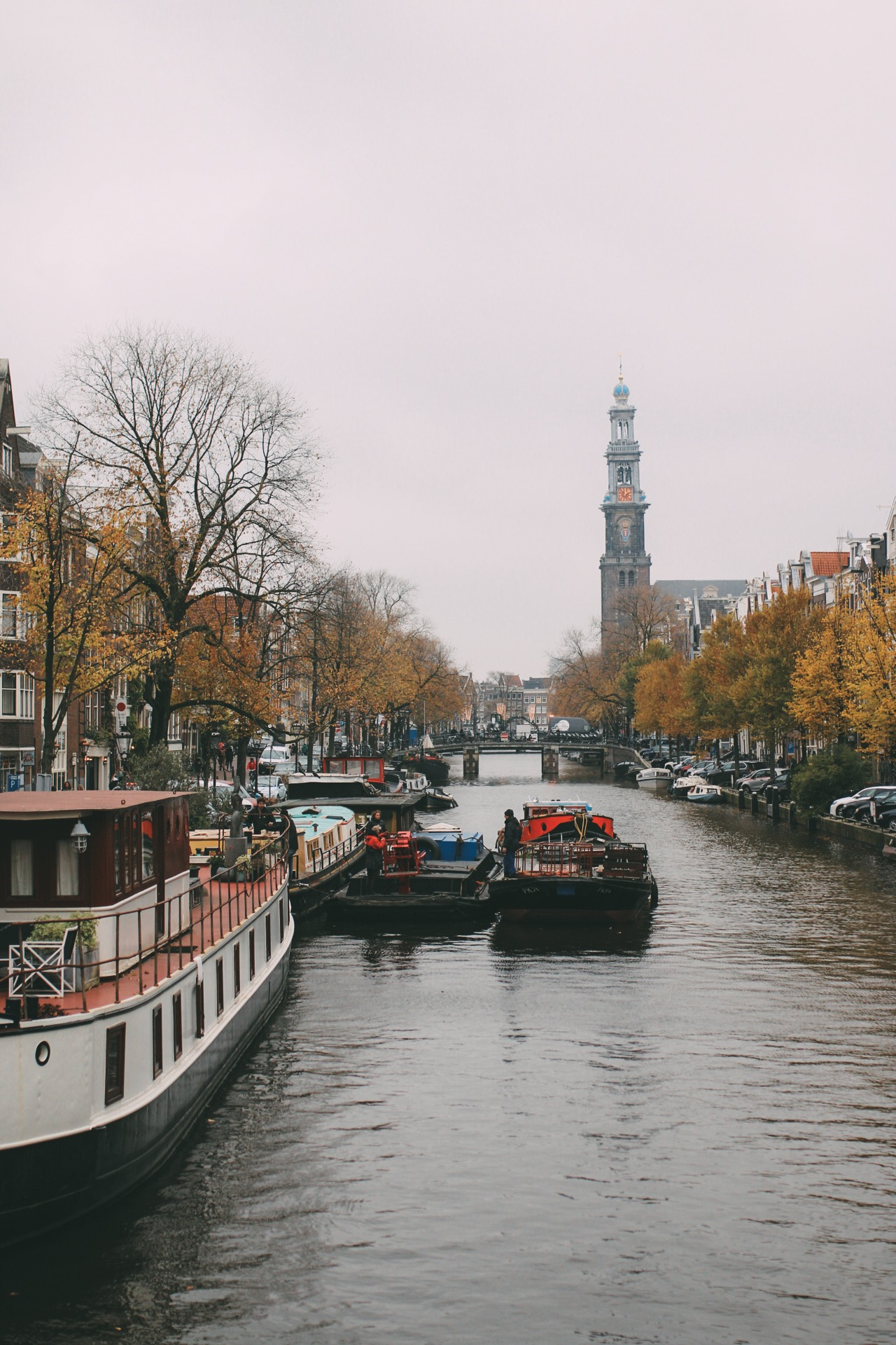 Travel Log: Amsterdam